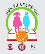 BC Lietkabelis auk su krepsiniu logotipas svetainei
