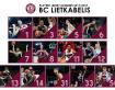 BC Lietkabelis players jersey numbers 2018