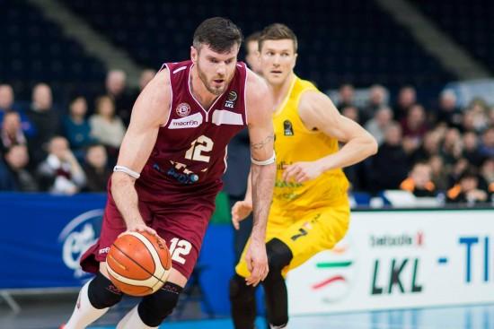 K.Lavrinovičius: visi supranta, kad atėjo laikas parodyti geriausią krepšinį
